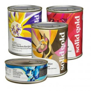 Solid Gold Canned Pet Food