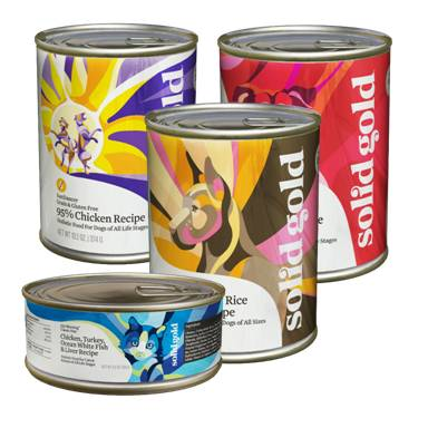 SG Canned Pet Food