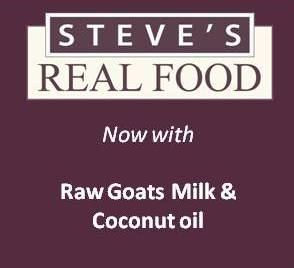 Steve's Real Food For Pets ingredient update