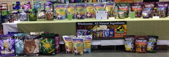 Solid Gold, Great Life,  & Pioneer Naturals Pet Food