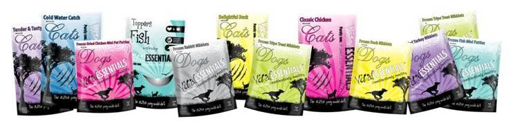 Vital Essential Raw Pet Food