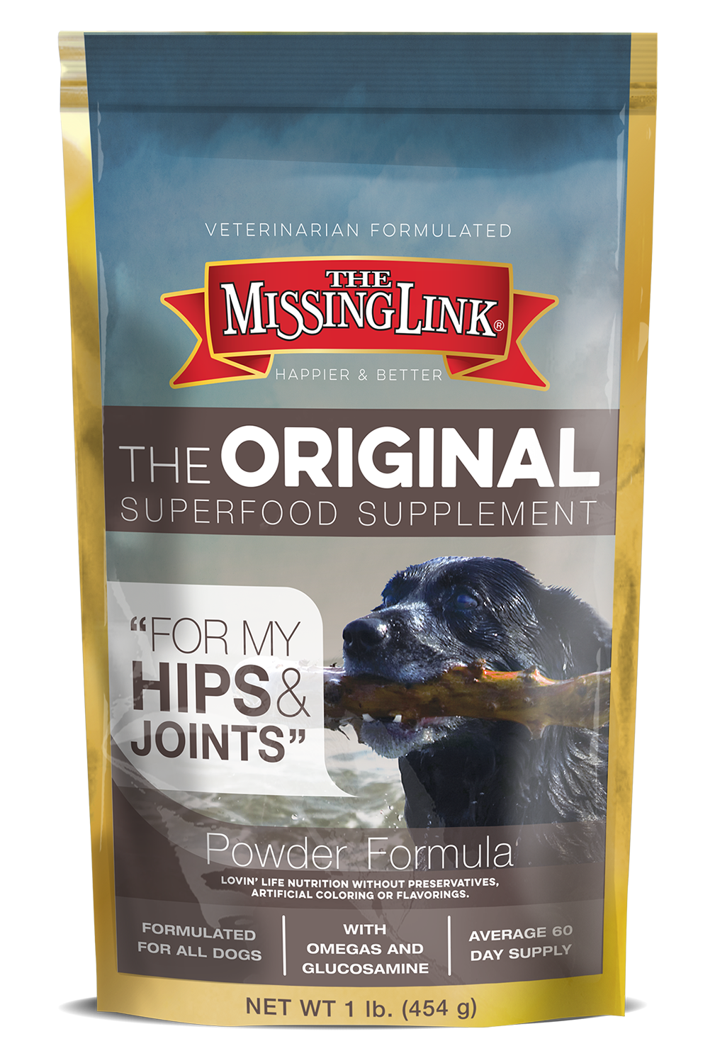 ORIGINAL Hips&Joints 1lb-SM