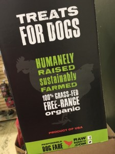 raw bistro Dog Food