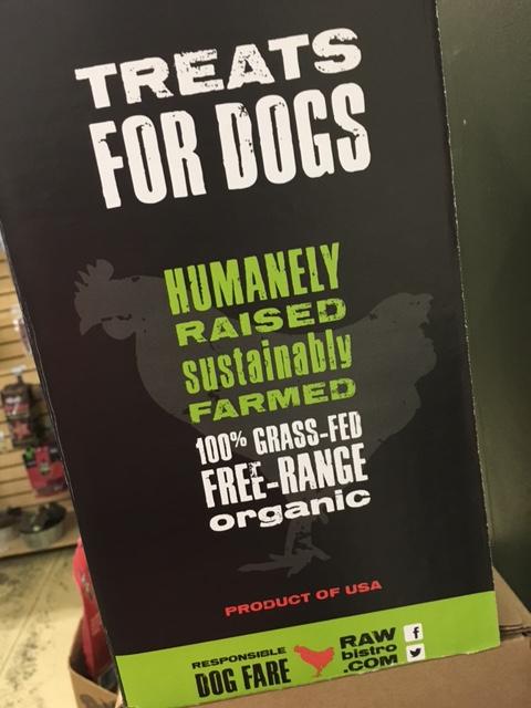 Raw Bistro Dog Food