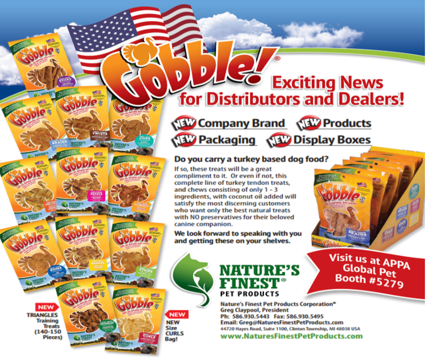 Gobble! dog Treats