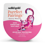 Solid Gold Wet Cat Food Cup