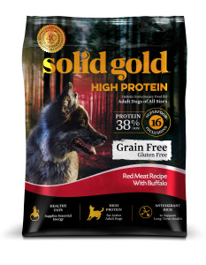 Solid Gold High Protein Buffalo