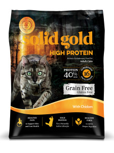 Solid Gold High Protein Chicken Cat