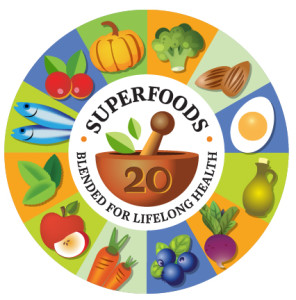 Solid Gold Super Foods Logo