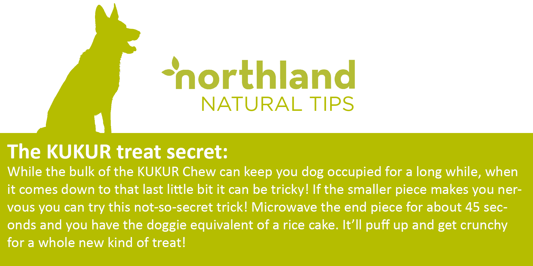 Kukur Treat Tip
