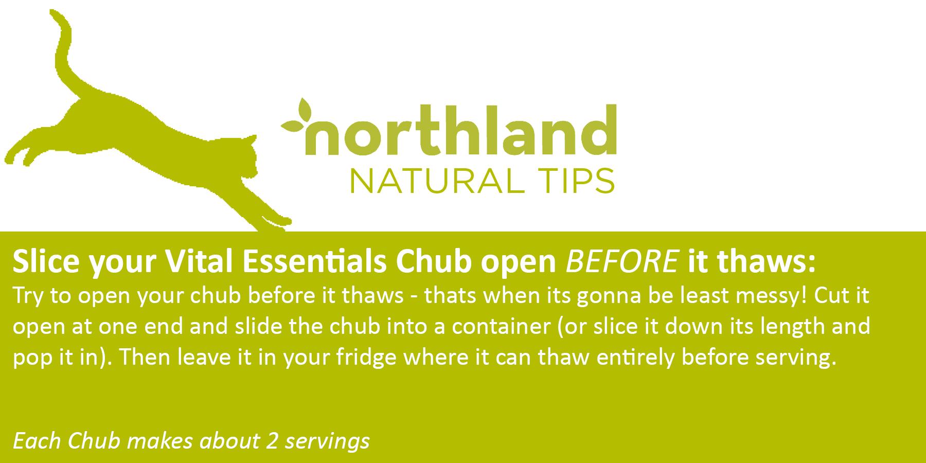 Raw Chub Tip
