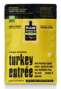 Raw Bistro Turkey Dehydrated