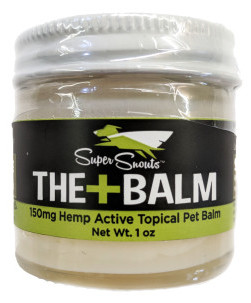 Super Snout Hemp Co. Balm