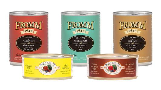 New Fromm Pâtés Q1 2018