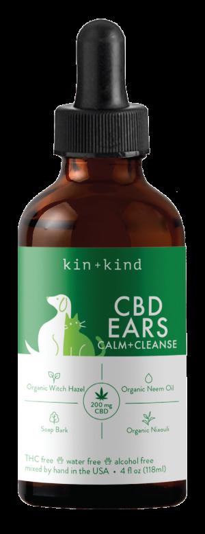 CBD Clean EarsB