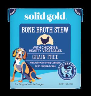 Bone Broth Stew Chicken
