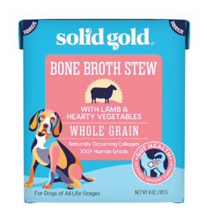 Bone Broth Stew Lamb