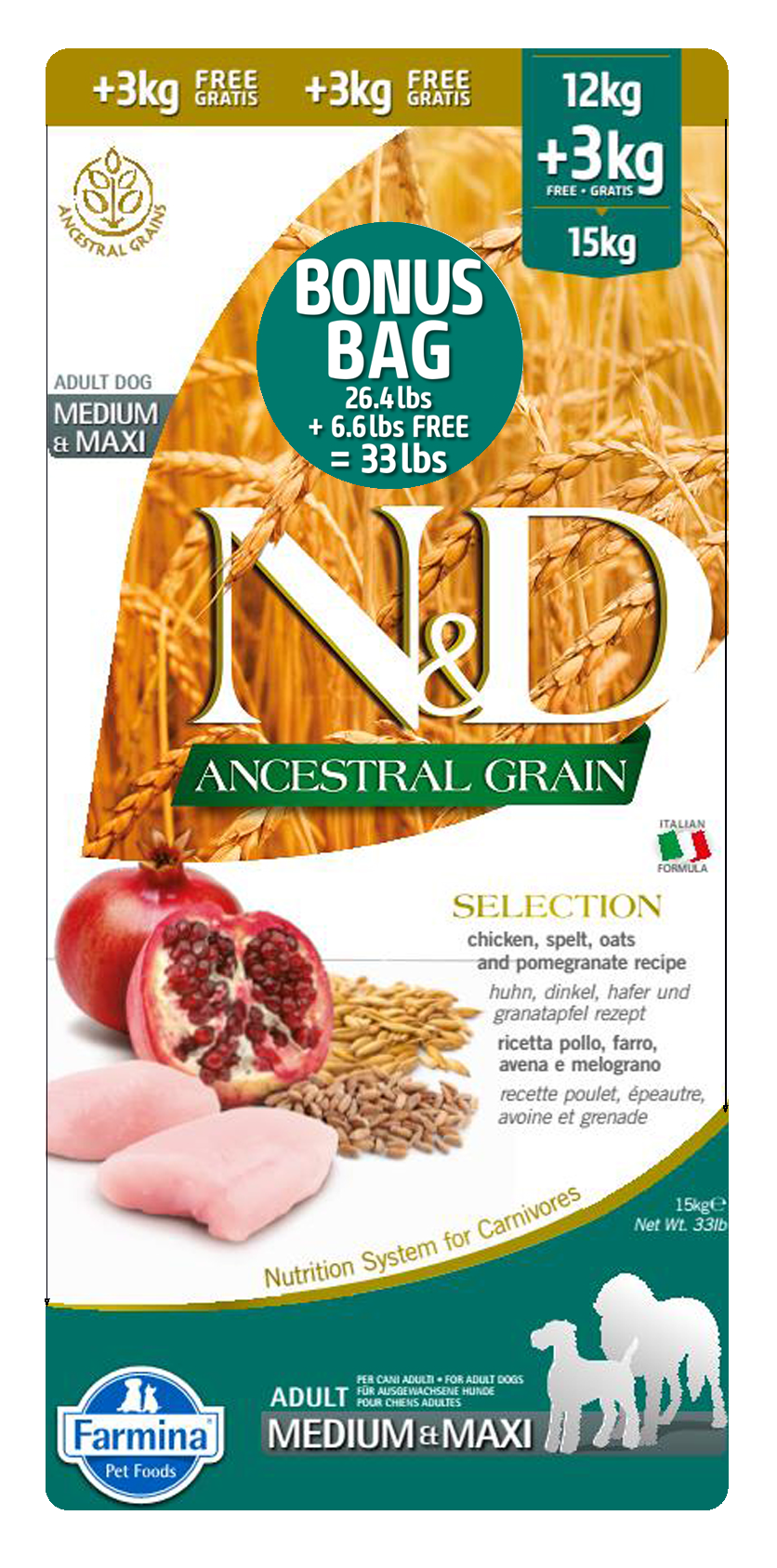 Ancestral Grain Select Flyer 041420